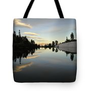 Sierra Reflection II Tote Bag
