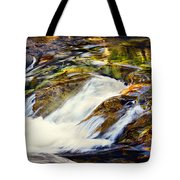 Sierra Snow Melt 2 Tote Bag