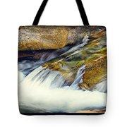 Sierra Snow Melt Tote Bag