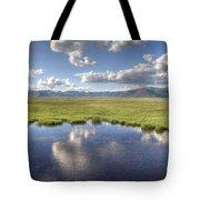 Sierra Valley Wetlands II Tote Bag