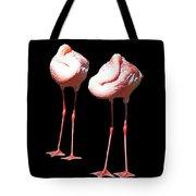 Siesta In Pink Tote Bag