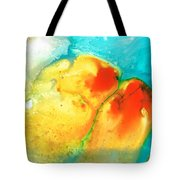 Siesta Sunrise Tote Bag by Sharon Cummings