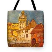 Sighisoara Tote Bag
