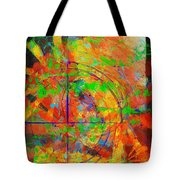 Sight Lines Tote Bag