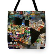 Sighting Towards A Full Redemption 3d Tote Bag