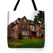 Sigma Phi Epsilon Fraternity On The Wsu Campus Tote Bag