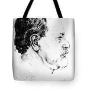 Sigmund Freud (1856-1939) Tote Bag