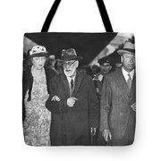 Sigmund Freud Exiled Tote Bag