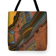 Sign - Frederick Inn Steakhouse And Lounge Tote Bag