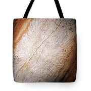Sign In The Wood I Tote Bag