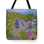 Signal Hill National Historic Site In Saint John's-nl Tote Bag