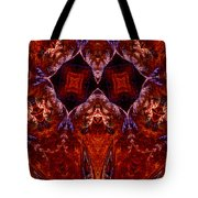Signs In The Sky Tote Bag