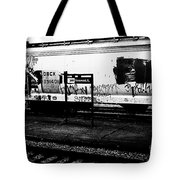 Signs Monochrome Tote Bag
