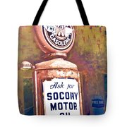 Signs Of Times Tote Bag