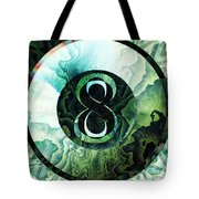 Signs Point To Yes Tote Bag