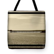 Silance Bridge Tote Bag