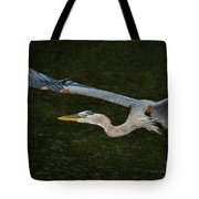 Silence In The Wings Tote Bag