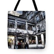 Silence Of Marais Tote Bag