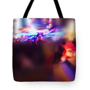 Silence Of The Noise Tote Bag