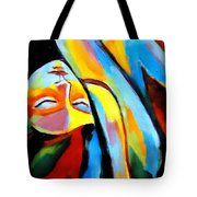 Silenced Desires Tote Bag