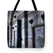 Silent Cannons Tote Bag