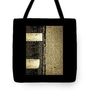 Silent Confrontations Tote Bag