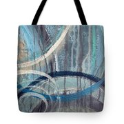 Silent Drizzle II Tote Bag