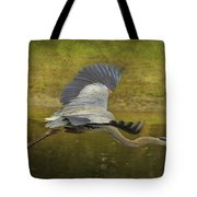 Silent Grace Tote Bag
