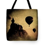 Silent Journey  Tote Bag