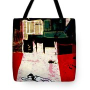 silent place Nr.5 Tote Bag