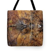 Silent Reflections Tote Bag