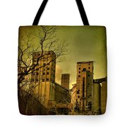 Silent They Stand Tote Bag