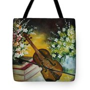 Silent Voices Tote Bag