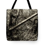 Silent Workers Tote Bag