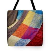 Silk And Wool Tote Bag
