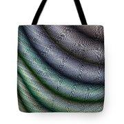 Silk Fabric Tote Bag