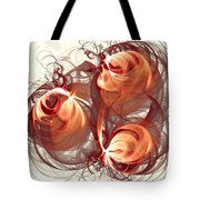 Silk Labyrinth Tote Bag