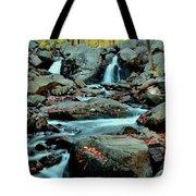 Silky Water 3 Tote Bag