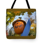 Silly Scarecrow Tote Bag