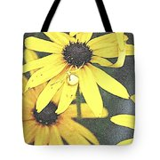 Silly Susans Spider Tote Bag