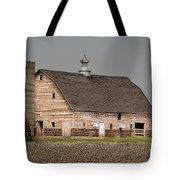 Silo And Barn Tote Bag