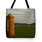 Silo Old Brick 3 Tote Bag