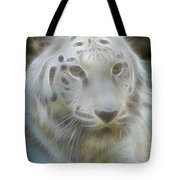 Silver-7988-fractal Tote Bag