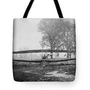 Silver Dart - Aeroplane At Hammondsport 1908 Tote Bag