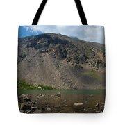 Silver Dollar Lake Colorado Tote Bag