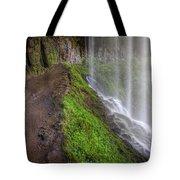 Silver Falls State Park Tote Bag
