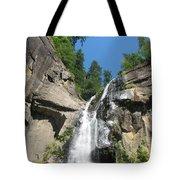 Silver Falls View II Tote Bag