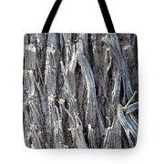 Silver Heavy Metal  Tote Bag