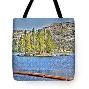 Silver Lake 2 Tote Bag