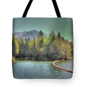 Silver Lake 3 Tote Bag